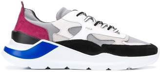 D.A.T.E colour block sneakers