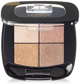 L'Oreal Cosmetics Colour Riche Pocket Palette Eye Shadow, Boudoir Charme, 0.1 Ounce