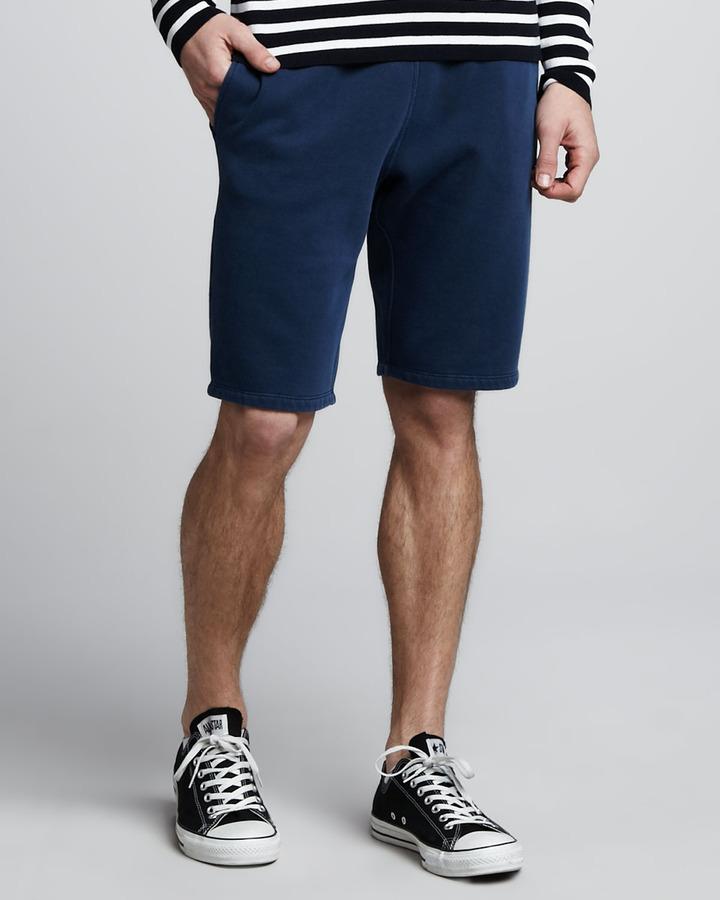 Vince Fleece Jogging Shorts