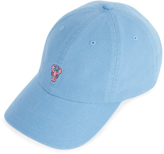 Vineyard Vines OUTLET Lobster Icon Classic Twill Hat