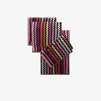 Missoni Home Cotton Towel Set