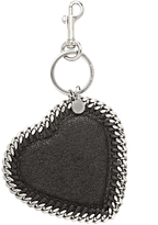 Stella McCartney Falabella heart key ring