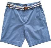 U.S. Polo Assn. Men's Short Flat Front Twill