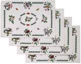 Portmeirion Botanic Garden Bird 4-pc. Placemat Set