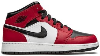 Nike Kids Air Jordan 1 Mid GS sneakers