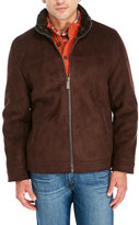 Nautica Faux Shearling Jacket