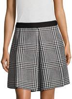 Marc Jacobs Women's Checkered Mini Skirt