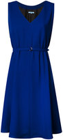 GUILD PRIME belted dress - women - Polyester - 34