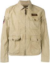 Polo Ralph Lauren safari pockets lightweight jacket - men - Cotton - S