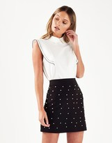 Fashion Union Pearl Mini Skirt