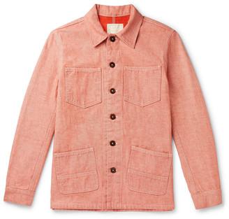 Tempus Now Organic Selvedge Denim Jacket