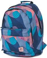Rip Curl Camo Double Dome Backpacks daily, 43 cm, 22 liters, Blue
