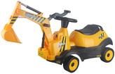 4-Wheel Excavator Ride-On