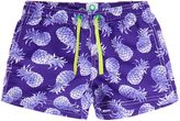 Benetton Boys Pineapple Swim Short