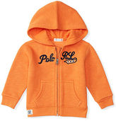 Ralph Lauren Cotton-Blend-Fleece Hoodie