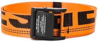 Diesel B-MASER logo tape belt