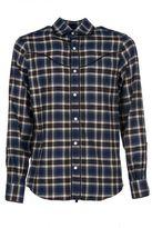 Valentino Vaentino Plaid Shirt