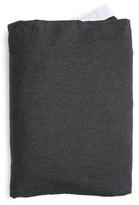 Calvin Klein Home Cotton & Modal Jersey Fitted Sheet