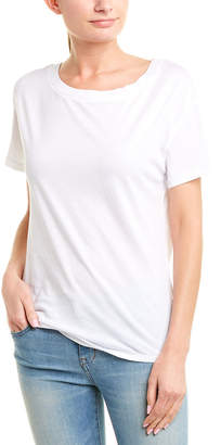 Stateside Oversized Boatneck T-Shirt