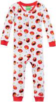 Sesame Street Elmo 1-Pc. Printed Cotton Pajamas, Toddler Boys