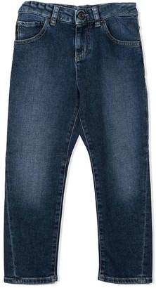Emporio Armani Teen Blue Jeans