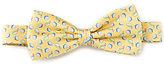 Brooks Brothers Little/Big Boys Lemon Print Bow Tie