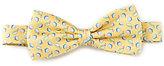 Brooks Brothers Little/Big Boys Lemon Print Bow Tie