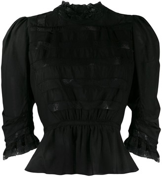 Marc Jacobs The Victorian blouse