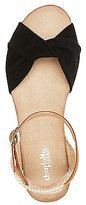 Charlotte Russe Combo Espadrille Wedge Sandals