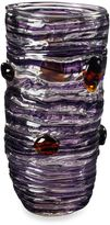 Dale Tiffany Dale TiffanyTM Canyon Rock Vase in Amethyst