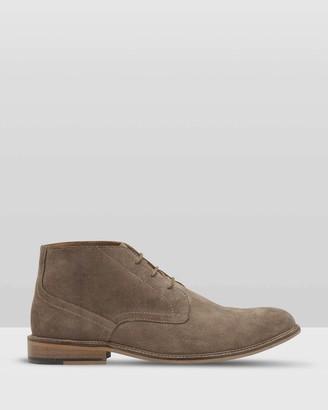 Oxford Braxton Boots