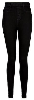 Dorothy Perkins Womens Black 'Shape & Lift' Stretch Skinny Jeggings, Black