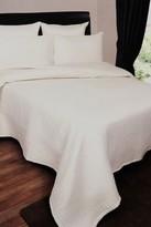 Kensie Sonoma Matt Satin Comforter - Cream