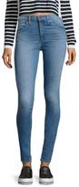 Hudson Lynne High Waist Skinny Jeans