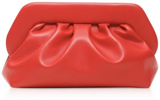 Themoirè Themoire Red Eco-leather Pouch Bag