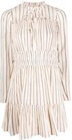 Ulla Johnson Rosalind striped dress