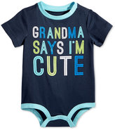 First Impressions Baby Boys' Grandma Says I'm Cute Bodysuit, Only at Macy's