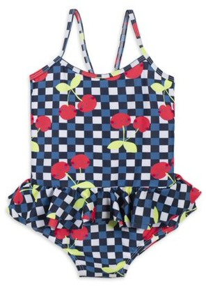 Gerber Baby Toddler Girl One-Piece Swimsuit