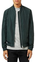 Topman Men's Lightweight Bomber Jacket