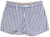 Rag & Bone Striped Mini Shorts