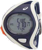 Asics Men's Challenge CQAR0303 Digital Polyurethane Quartz Watch