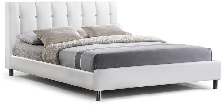 Baxton Studio Vino Modern Upholstered Bed - Full