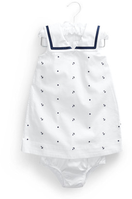 Ralph Lauren Sailor Dress & Bloomer