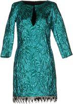 Christian Pellizzari Short dresses - Item 34727460