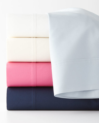 Ralph Lauren Home Queen 464 Thread Count Percale Flat Sheet