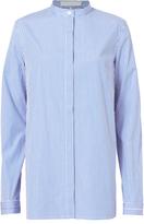 Dion Lee Teardrop Back Poplin Shirt