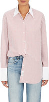 Rag & Bone Women's Essex Cotton-Silk Blouse