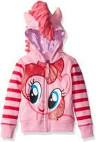 My Little Pony Little Girls' Toddler Fleece Hoodie W Nvlty