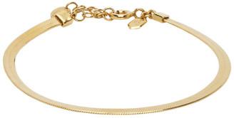 Maria Black Gold Sentiero Bracelet