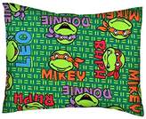 SheetWorld Twin Pillow Case - Twin Pillow Case - Ninja Turtles - Made In USA